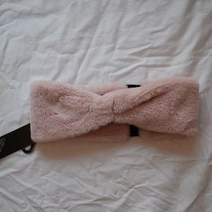 H&M Pink Winter Headband